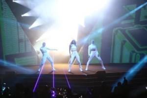 Ciara Lights Up Etisalat-Sponsored 'Love Like a Movie 3'