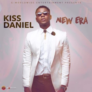 "Kiss Daniel Unveils Cover Art For New Album, ""New Era"""
