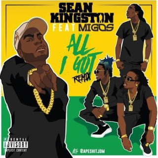 Sean Kingston - All I Got (Remix) Ft. Migos