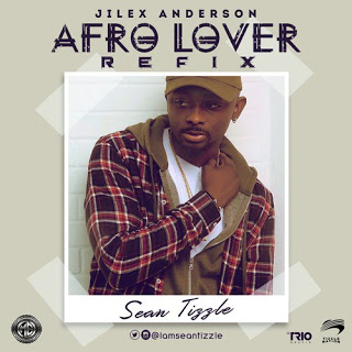 music sean tizzle 'Afro lover'