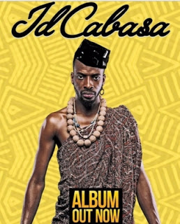 "9ice album cover art for album ""Id Cabasa"""