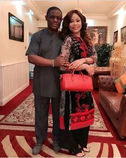 Fani Kayode praises his wife