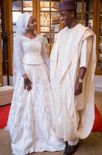 Zahra's wedding with Ahmed Indimi