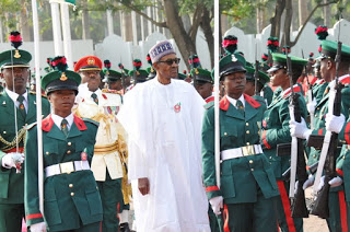 Buhari celebrates 74th birthday