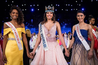miss puerto rico crowned miss world 2106