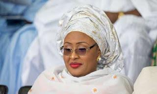 Aisha Buhari Commiserates With Families Of Bomb Victims