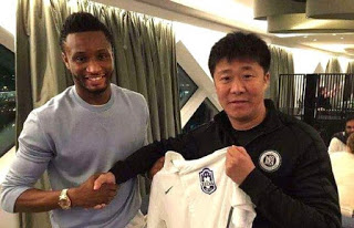 Mikel obi leaving Chelsea for China