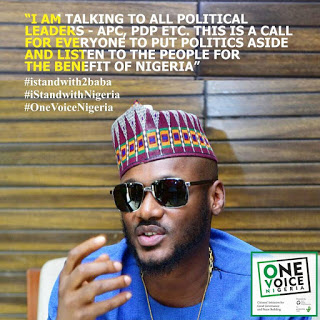 2baba's list of do's and don't ahead of the protest
