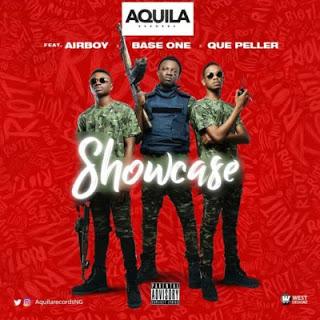 Aquila records - Showcase ft. Airboy, que peller adn base one