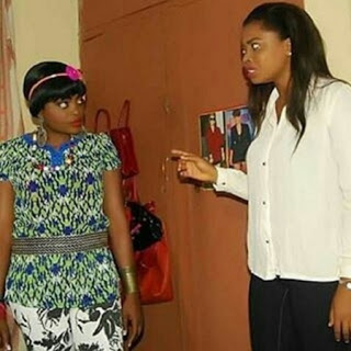 funke akindele bello part ways with toyo
