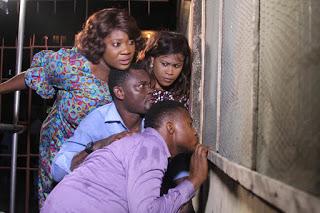 Jide kosoko, mercy johnson, francis odega and others starts in nollywood movie Kondo game