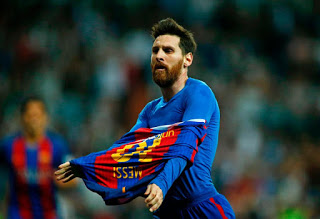 Messi reveals Zinedine Zidane is the only player he ever ask for his shirt