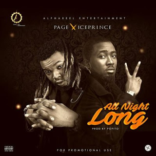page - all night long ft. Ice prince