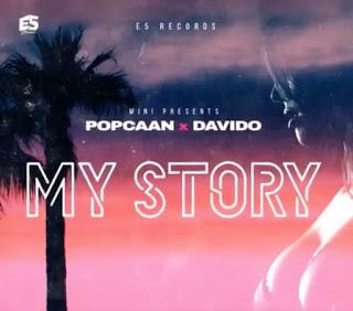 music: Popcaan - My Story Ft. Davido