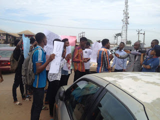 death of UNIBEN student sparks student protest