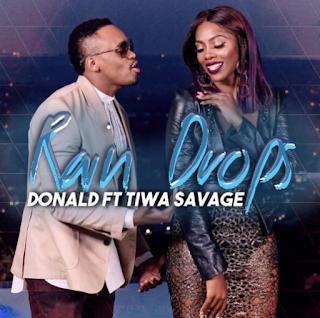 video: donald - rain drops ft. tiwa savage