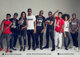 don jazzy celebrates the 5th year anniversay of mavin records