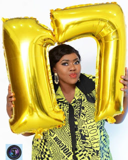 nollywood actress Ify Okeke reveals why she choose 17 as her birthday age