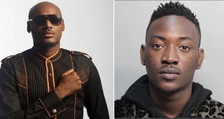 here's why 2face kicked dammy krane out of his record label