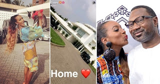 DJ Cuppy explains why she moved back in with her parents