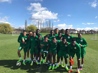 Super Eagles thrashed 2-0 at home by South Africa