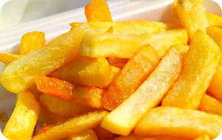 eating fired potatoes doubles risk of death