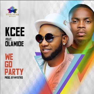 music: Kcee - We go party ft. Olamide