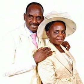 Nigerian pastor and his wife welcome their first child after 32 years of marriage