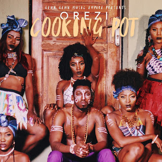Orezi - coking pot