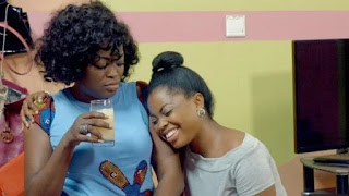 Toyo baby of Jenifa's diary finally opens up on what happend between her and funke akindel