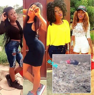 Police Arrest 4 Boys In Connection With The Ritual Killing Of Ghanaian Queen Of Snapchat