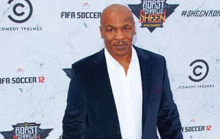 Mike Tyson reveals he was abused as a child