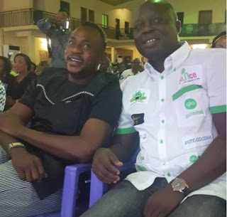 Odunlade Adekola And Mr Latin Escape Armed Robbery Attack