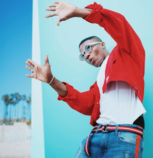 Wizkid brags that he recorded an album in just 2 days