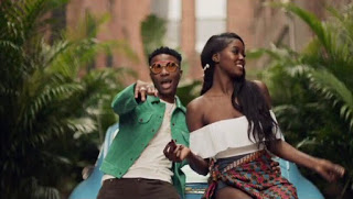 Video: Wizkid Uses Davido's ex Sira Kante In New Video for Come closer