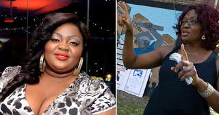 Kemi Olunloyo tells eniola badmus to eat right
