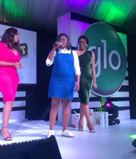 Actress Funke Akindele Pregnant With First Child, See Baby Bump