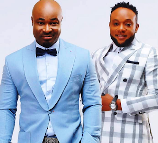 "'I Saved Yoour Career, You Can't Take My Place!"" - Harrysong Disses Kcee On Stage"