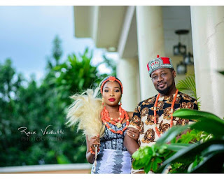 Lovely Photos From Daniel K Daniel's Traditional Marriage