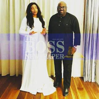 Dele Momodu Confirms The Crash Of Ooni Of Ife's Marriage To Olori Wuraola