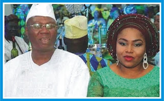 Gani Adams Is So Excited As Wife, Mojisola Delivers Baby Girl