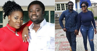 Mercy Johnson Reveals Why She's So Crazy In Love With Her Husband