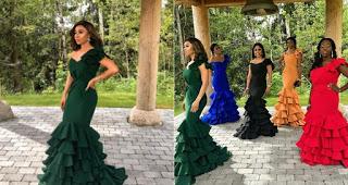 Photos From Toke Makinwa's Sister's White Wedding
