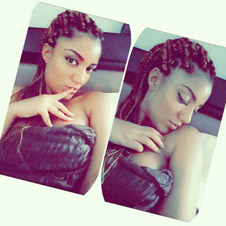 Ex-BBNaija Housemate, Gifty Shares Nude Photo Of Herself Online
