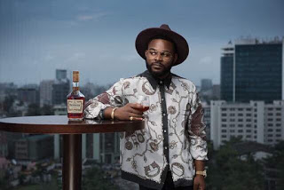 Falz Bags New Endorsement Deal With Hennessy