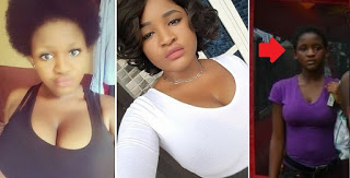 """I Satrted Growing Breasts At The Age Of 7"" - Busty Nigerian Lady Shars Throwback Photos"