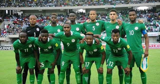 Super Eagles Move Up Three Spots In Latest Fifa Rankings