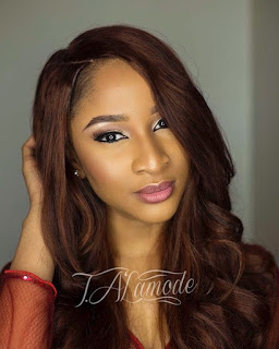 Adesua Adetomi Adds Husband Name To Social Media Profile After Pressure From Fans