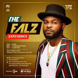 """Falz Announces His Firt Ever Concert Calls It """"The Falz Experience"""""""