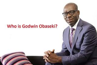Godwin Obaseki Biography: Profile, Age And Net Worth